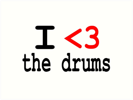 Drums by greatshirts