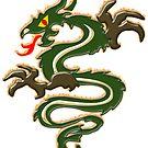 Dragon  (6559 Views) by aldona
