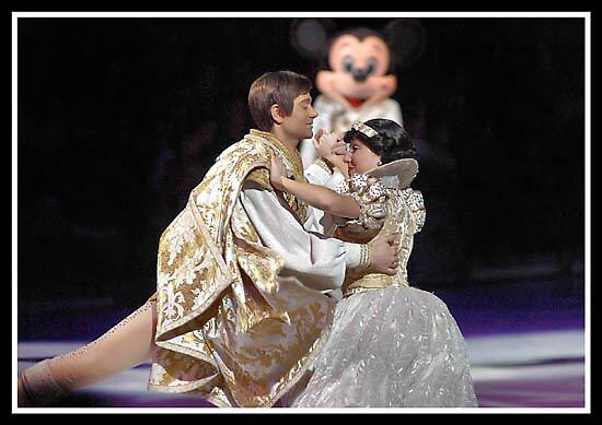 Disney on Ice 13 by Oscar Salinas