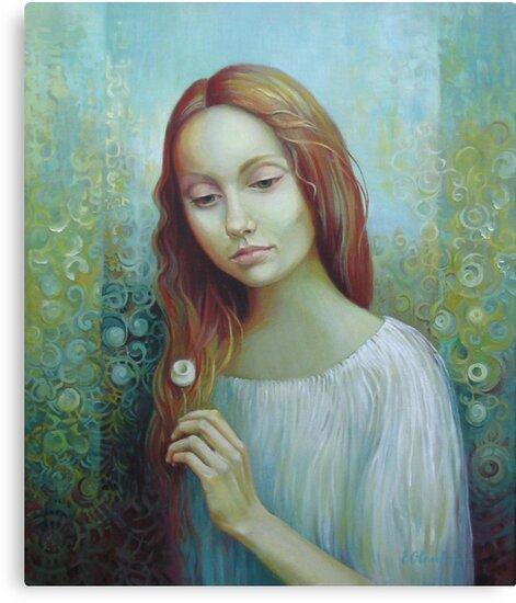 Solitude by Elena Oleniuc