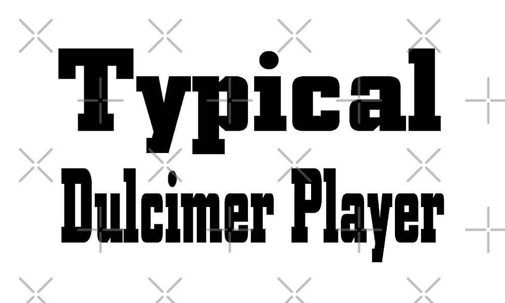 Dulcimer by greatshirts