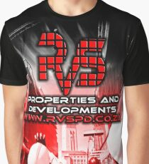 RVS Properties And Developments. Construction Business, Brand Loyalty Gifts Graphic T-Shirt