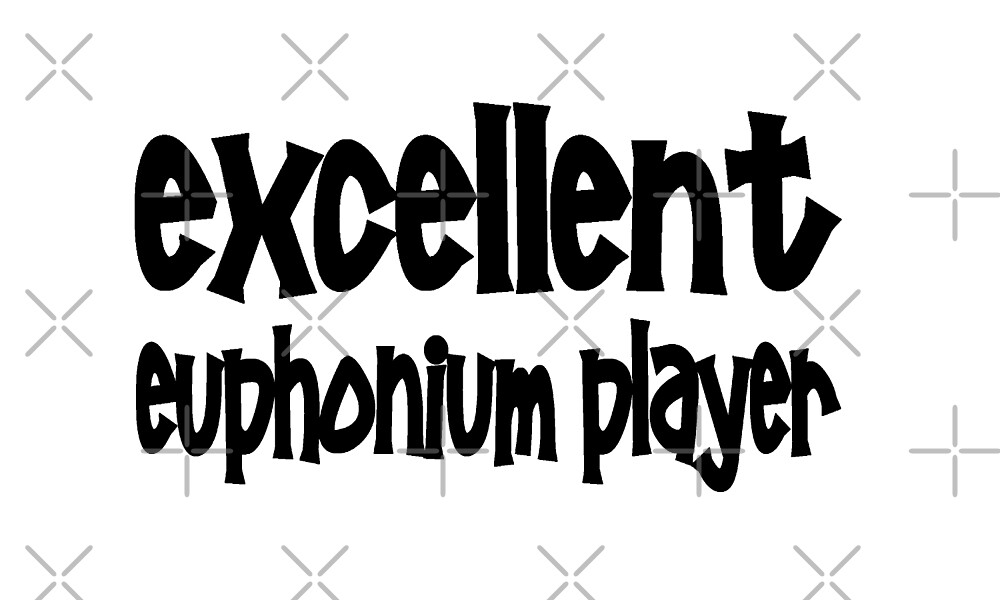 Euphonium by greatshirts