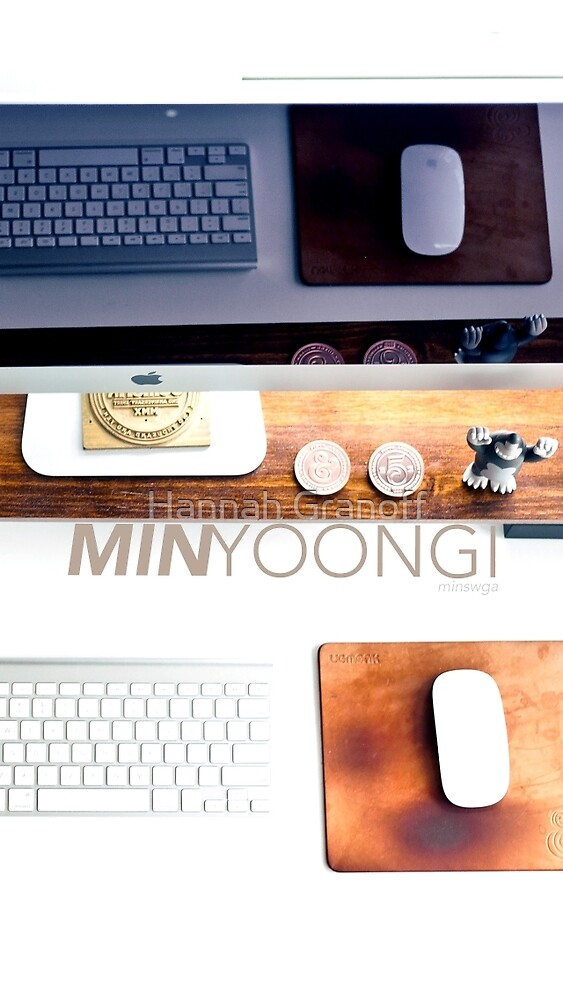 who is min yoongi? by Hannah Granoff