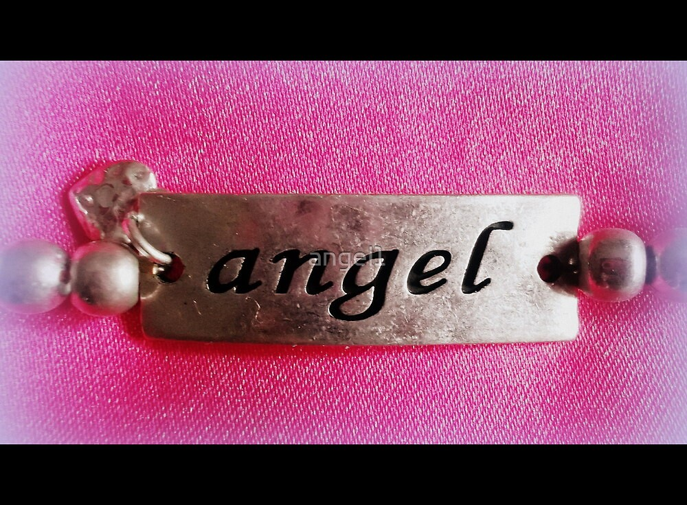 Angel Bracelet by ©The Creative  Minds