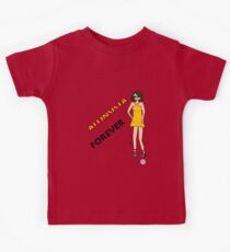 Alonsista Forever Kids Tee