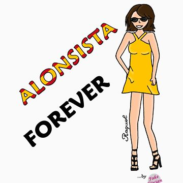 Alonsista Forever by FakeF1Shop