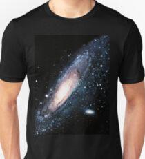 Andromeda galaxy Unisex T-Shirt