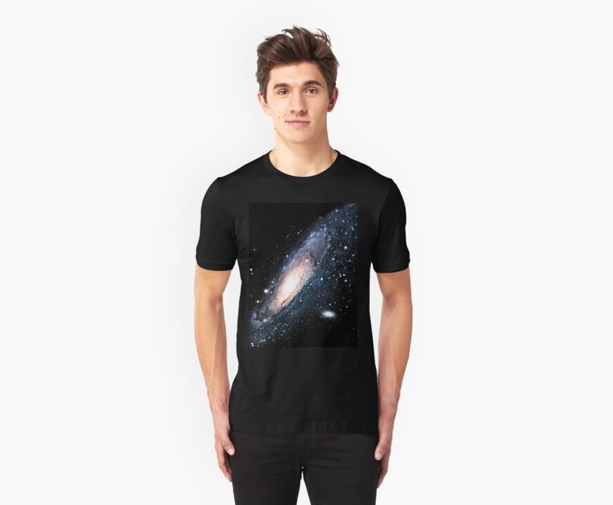 Andromeda galaxy by melonsian
