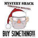 A Mystery Shack Christmas by pondlifeforme