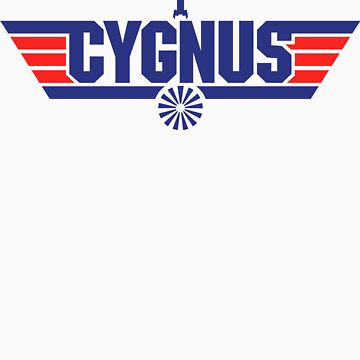 Top Cygnus by justinglen75