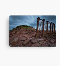 Bowness Viaduct Canvas Print