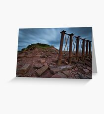 Bowness Viaduct Greeting Card