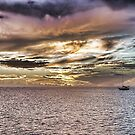 Purple Sunset by globeboater