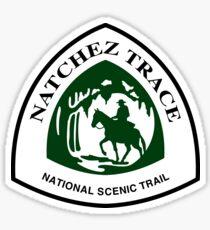 Natchez Trail Sticker