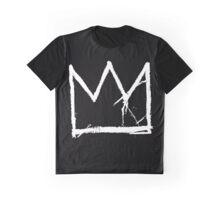Basquiat King Crown Graphic T-Shirt