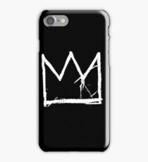 Basquiat King Crown iPhone Case/Skin