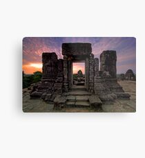 Phnom Bakheng, Hill Top Temple, Cambodia Metal Print