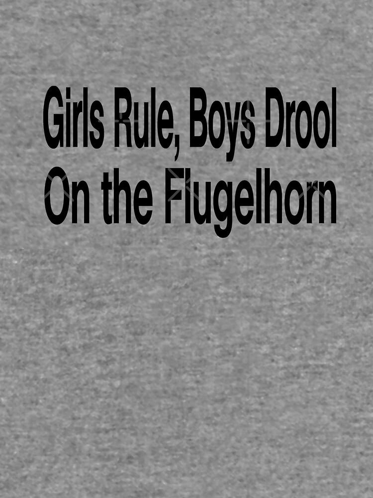 Flugelhorn by greatshirts