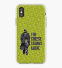 Omar Little - The Cheese Stands Alone iPhone Case