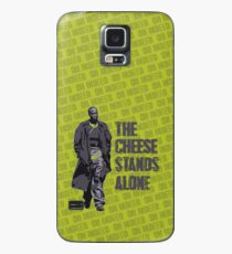 Omar Little - The Cheese Stands Alone Case/Skin for Samsung Galaxy