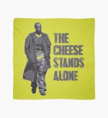 Omar Little - The Cheese Stands Alone Scarf