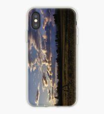 Spring Sunset, Evergreen Montana iPhone Case