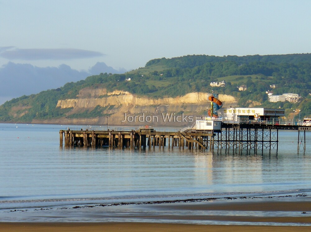 Sandown Pier Head by Jordon Wicks