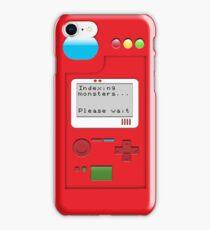 Pokédex- iPhone 4/ 4S/ 3/ 3G iPhone Case/Skin