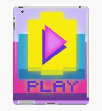 Retro-PLAY iPad Case/Skin