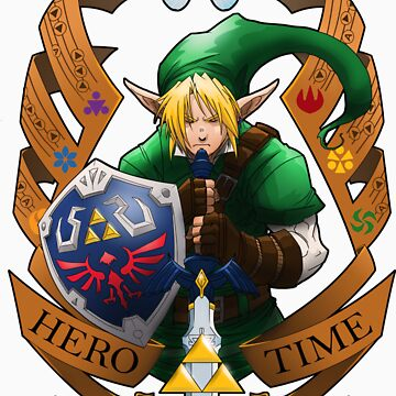 Hero of Time (Green) by FuranSan