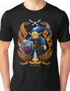 Hero of Time (Blue) T-Shirt