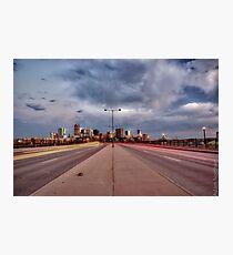 Denver Cityscape Photographic Print