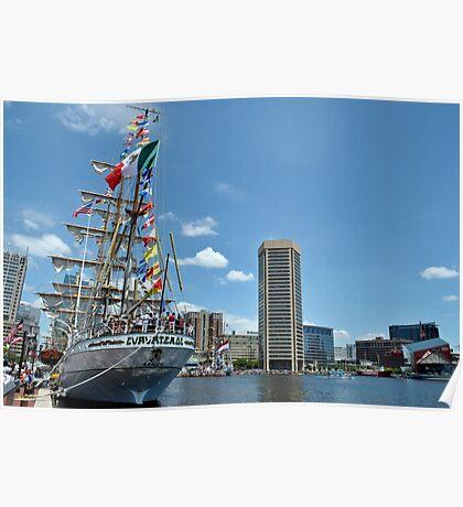 Baltimore Sailabration Poster