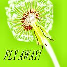 I WANT TO FLY AWAY by Shoshonan