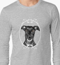Boris the Greyhound Long Sleeve T-Shirt