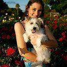 Puppy Love by Adam Jones