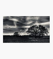 Ghost Sky Photographic Print