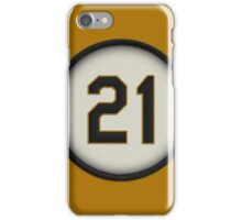 21 - Arriba (alt version) iPhone Case/Skin