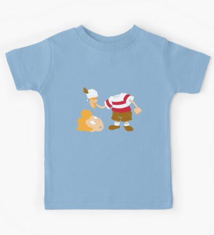 don't lose your ice cream! Kids Clothes