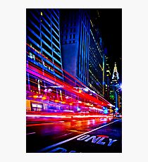 Only - NYC  Photographic Print