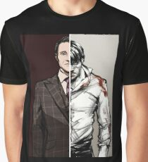 The Tables Are Turning - Hannibal Variant Graphic T-Shirt