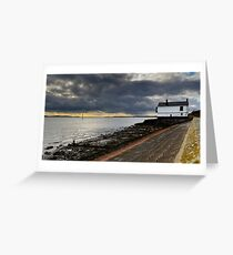 Stormy Lepe Greeting Card