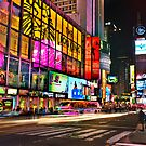 Let's go to Times Square by sxhuang818