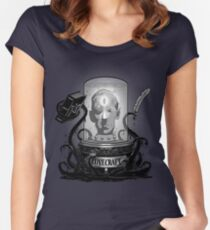 Acursed Inspiration Women's Fitted Scoop T-Shirt