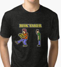 Risk Taker Tri-blend T-Shirt