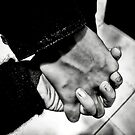 Hold My Hand by sxhuang818