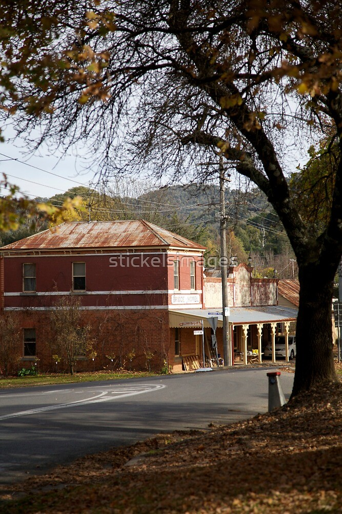 ruralscapes #151, on the corner by stickelsimages