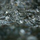 Rushing Water by njumer