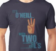 It's O'Neill, with Two L's Unisex T-Shirt